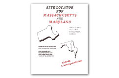 Kellyco Site Locator For MA & MD GPS Compatible