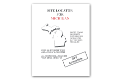 Kellyco Site Locator For Michigan GPS Compatible