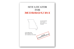 Kellyco Site Locator For Missouri GPS Compatible