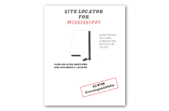 Kellyco Site Locator For Mississippi GPS Compatible