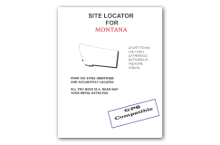 Kellyco Site Locator For Montana GPS Compatible