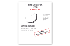 Kellyco Site Locator For Ohio GPS Compatible
