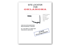 Kellyco Site Locator For Oklahoma GPS Compatible
