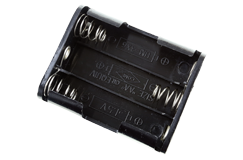 "Kellyco Battery Holder 6 ""AA"""