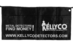 Kellyco 2 Pocket Coin Pouch / Apron with Thin Pocket for Probes
