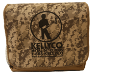 Kellyco Camo Trailblazer Accessory Carry Bag
