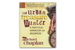 Kellyco The Urban Treasure Hunter by Michael Chaplan