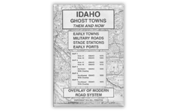 Kellyco Idaho Gold Gem Maps