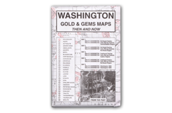 Kellyco Washington: Gold & Gems Maps