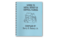 Kellyco Where to Metal Detect in Central FL by Harry H. Rainey Jr