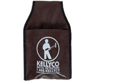 Kellyco Deep Pocket Pouch with Logo