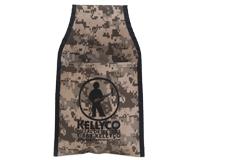 Kellyco Camo Deep Pocket with Logo