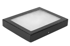 "Kellyco Rugged Black Collector Frame (4""x5""x3/4"")"