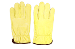 Kellyco Genuine Leather Gloves (2 Pairs)