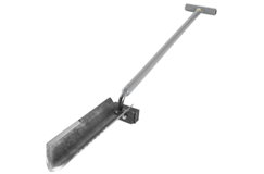 "Lesche 40"" Ground Shark Shovel"