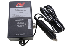 Minelab Auto Charger 12v Gel Cell (SD/GPX Series)