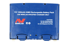 Minelab NiMH Battery Pack (Eureka Gold)