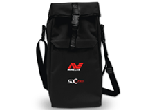 Minelab SDC Black Carry Bag