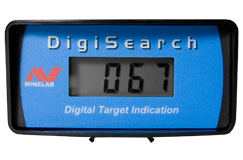 Minelab DigiSearch Digital Target Indication Meter (Sovereigns)