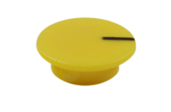 Minelab Excalibur Yellow Cap for Knob