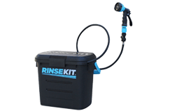 Outsol RinseKit Portable Shower