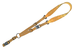 SVL Orange Comfort Tech Metal Detector Sling