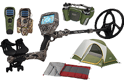 Treasure Commander Si Robertson TC1X Outdoorsman Series