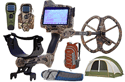 Treasure Commander Phil Robertson TC3X Outdoorsman Series