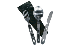 Wenzel Stainless Steel Chow Set