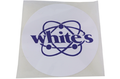 White's Speaker Cover Decal