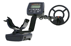 White's MX5 Metal Detector