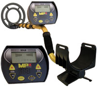 MP3 Digital MP5 Pro Swift Seeker Metal Detector - Compare Prices
