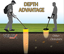 Nokta Velox Depth Advantage