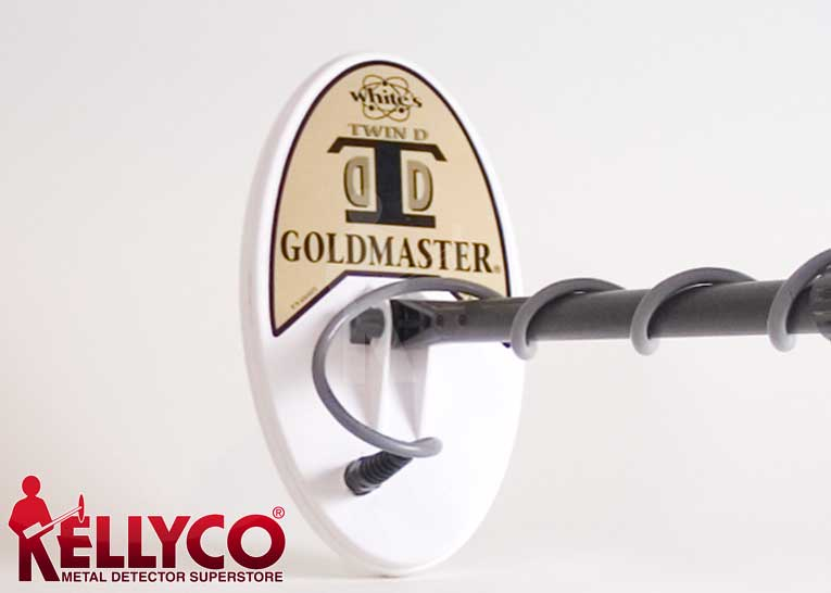 Whites GMT Metal Detector Gold - Gold Mining and Prospecting