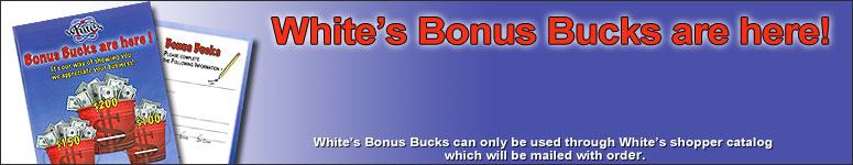 White's Bonus Buck