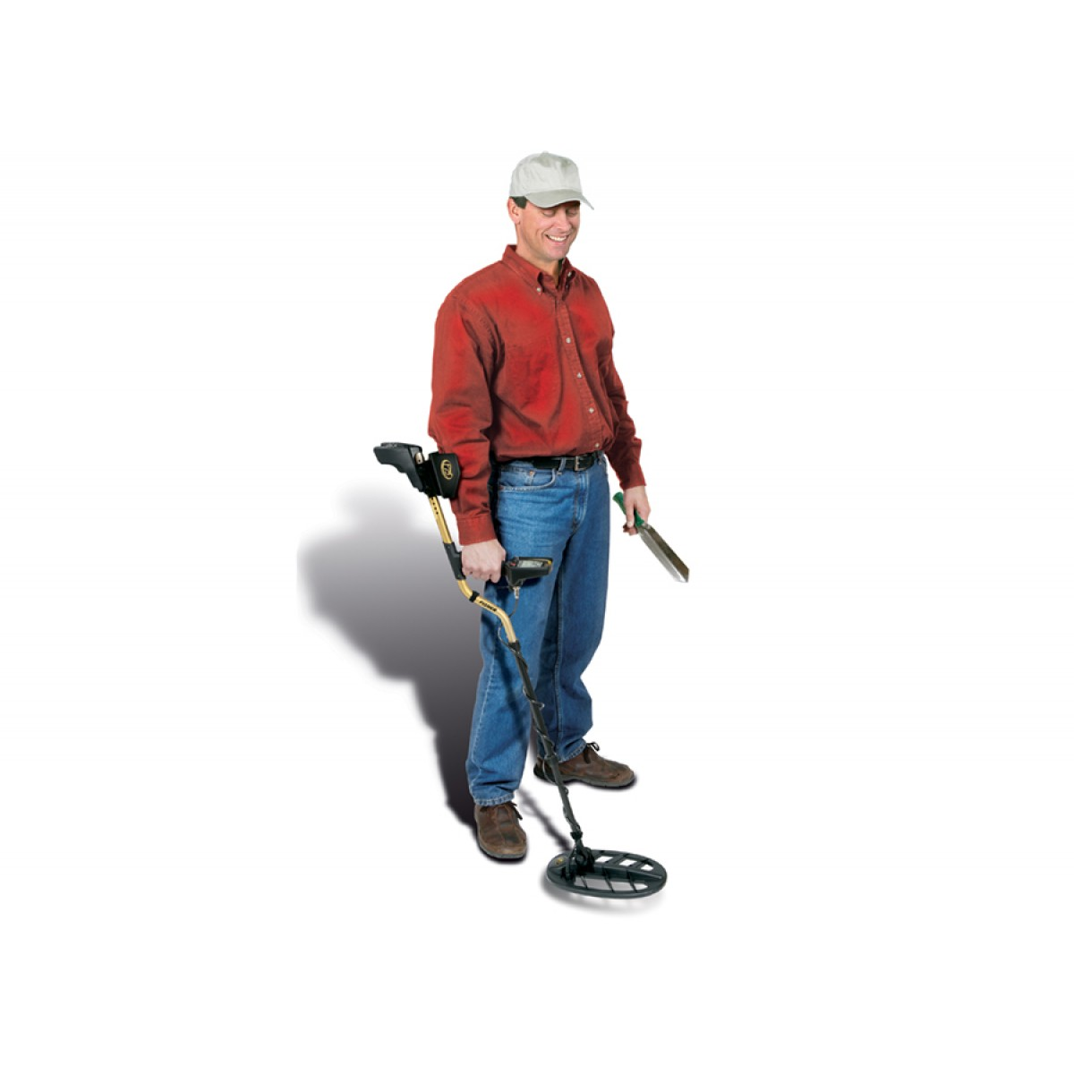 Fisher F75 - 3 Coil Package Metal Detector - Kellyco