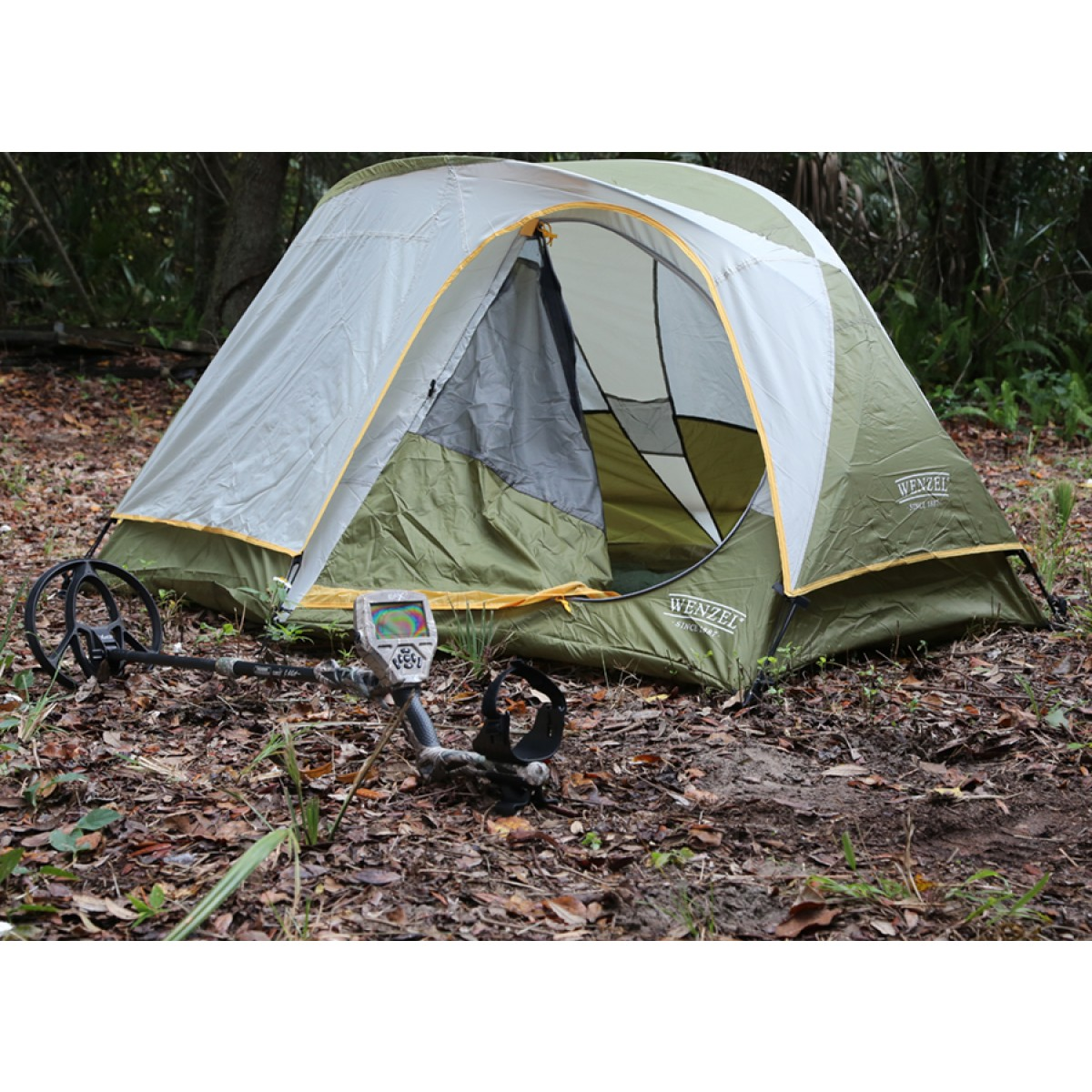 ... Wenzel Lone Tree 2 Person Tent 36501 Image 4 ...  sc 1 st  Kellyco & Wenzel Lone Tree 2 Person Tent- Kellyco