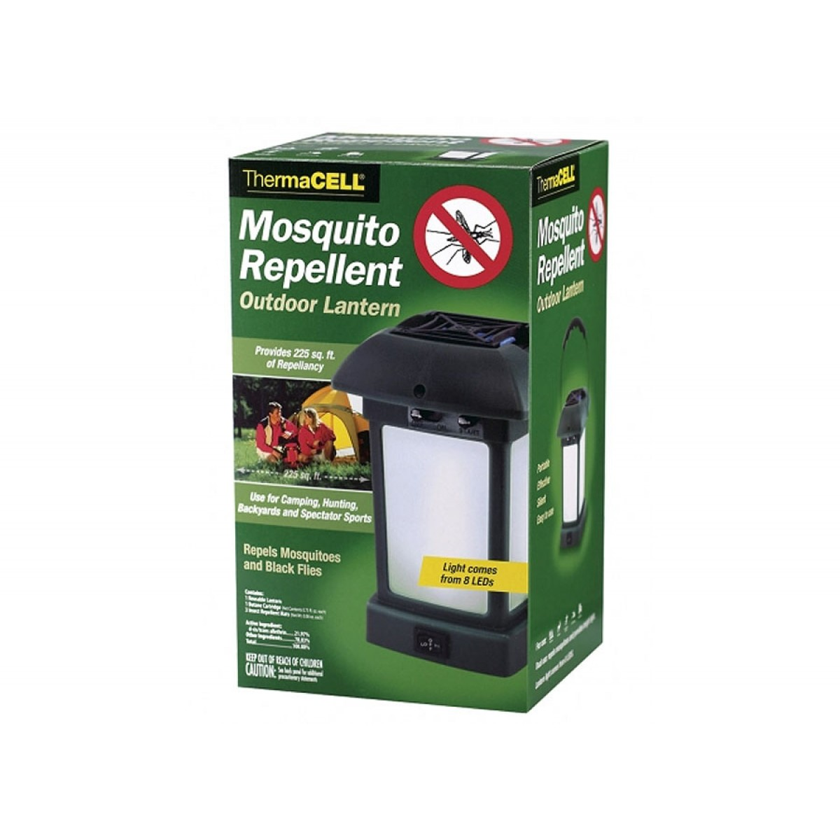 ThermaCELL Mosquito Repellent Outdoor Lantern- Kellyco