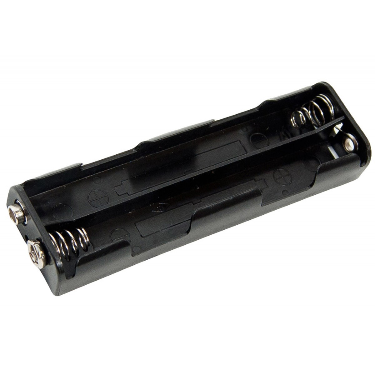 tesoro 4 aa cell battery holder long for sale kellyco. Black Bedroom Furniture Sets. Home Design Ideas