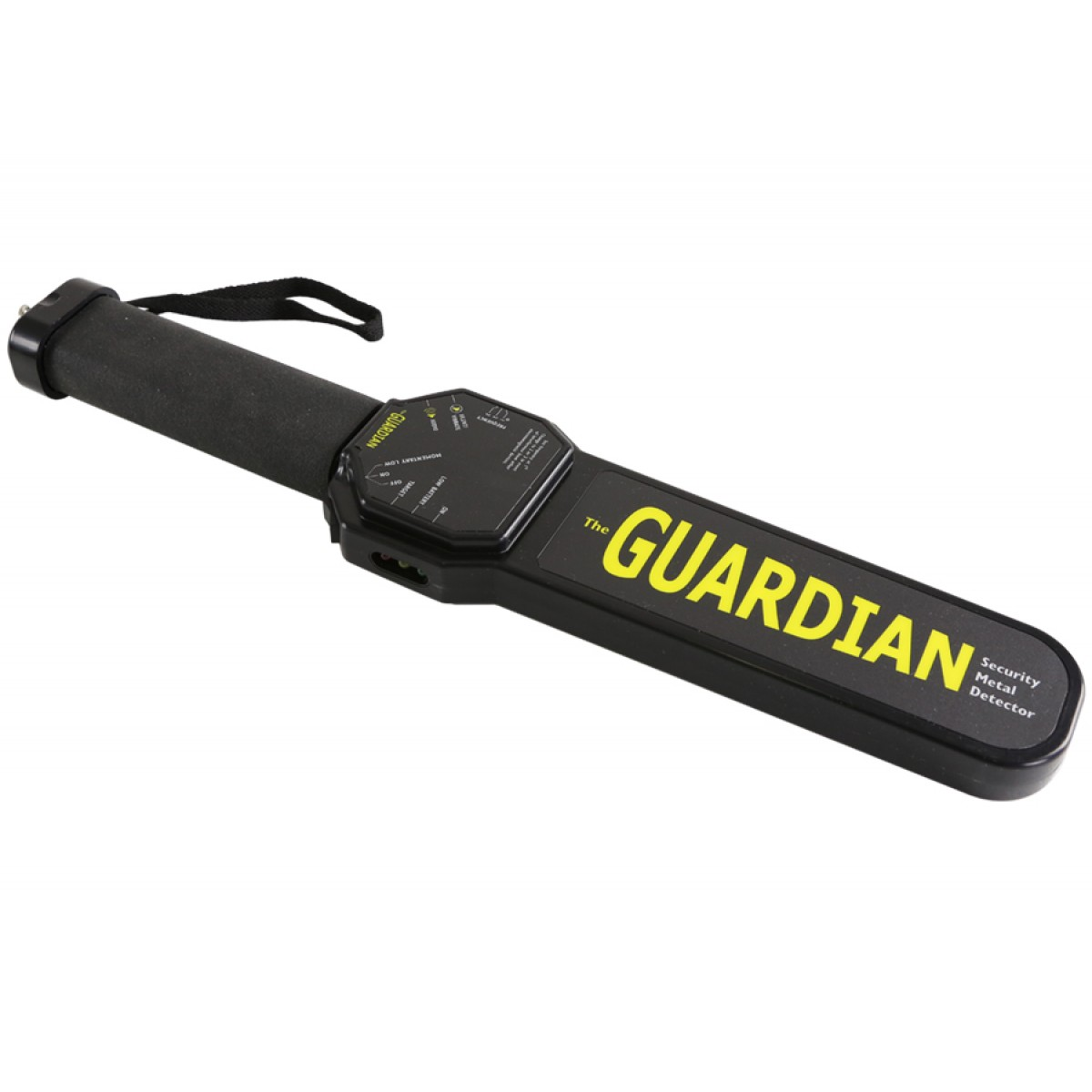 Hand Held Gold Tester : Bounty hunter guardian hand held security wand for sale