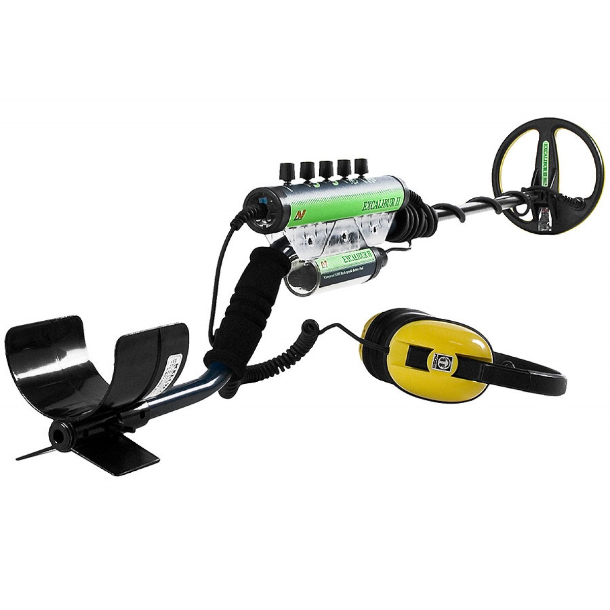 Minelab demo excalibur ii metal detector for sale- kellyco.