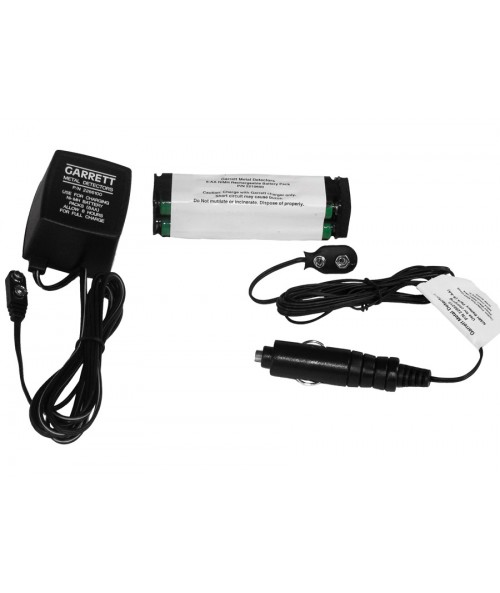 Garrett Rechargeable Battery System (Infinium LS / Sea Hunter Mark II) GRS Image 1