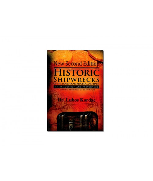Kellyco Historic Shipwrecks of the Domican Republic and Haiti ‌150 Image 1
