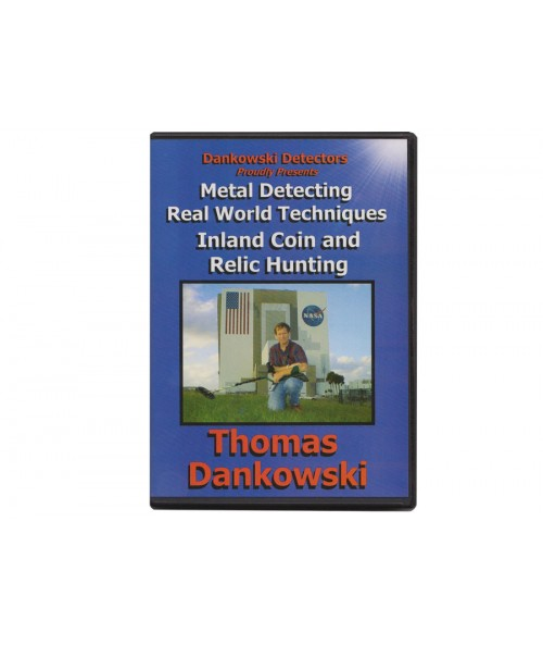 Kellyco Metal Detecting Real World Techniques Inland Coin and Relic Hunting 4060 Image 1
