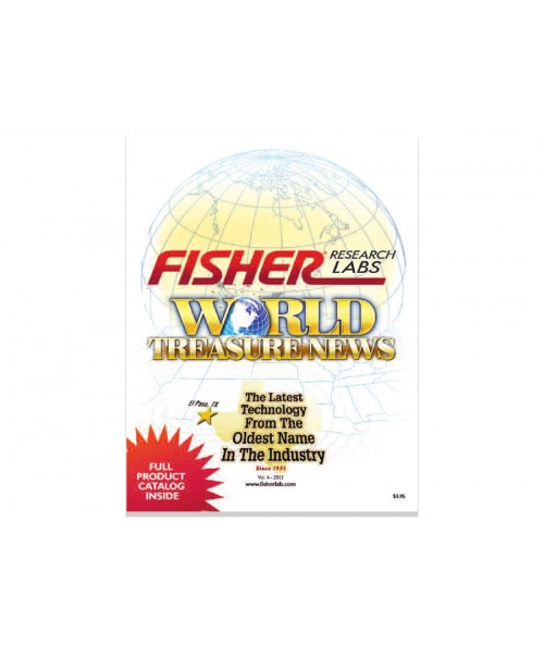 Fisher World Treasure News Vol. 4 070313 Image 1