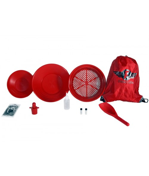 Fisher Deluxe Prospecting Kit GOLDKIT2 Image 1