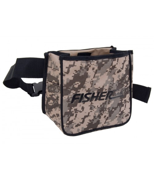 Fisher 2 Pocket Camo Recovery Pouch PCHF Image 1
