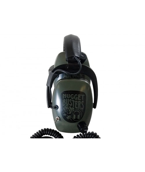 Detector Pro Nugget Buster NDT Headphones 34000 Image 1