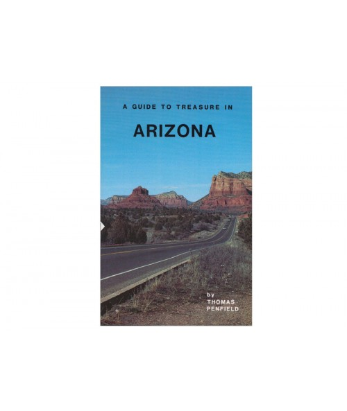 Kellyco A Guide to Treasure in Arizona 345 Image 1