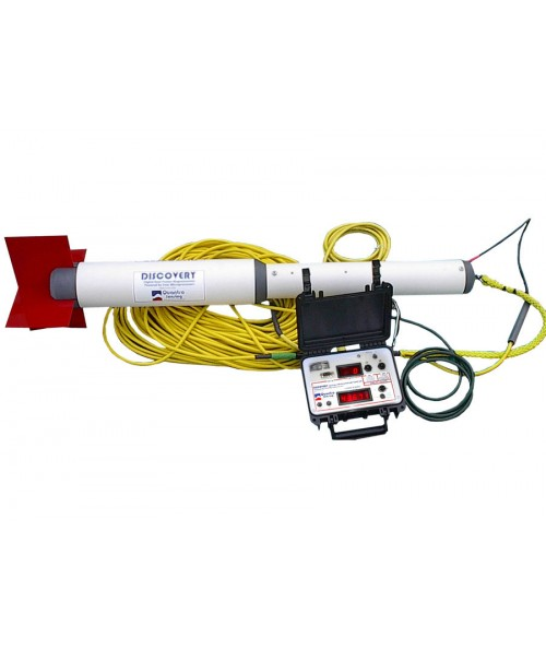 Quantro Discovery Digital Boat Towed Underwater Proton Magnetometer 8000 Image 1
